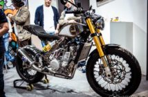 """ZAETA"": ""The Motorcycle of Urban Rebels"""