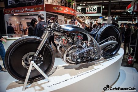 """""""The Akrapovic Morsus by Dreamachine Motorcycles"""""""