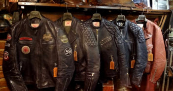 THEDI LEATHERS – 2016 COLLECTION