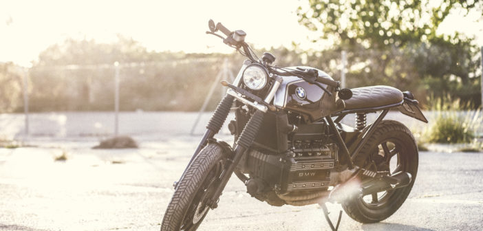 BMW K100 «La Malagueña» by Cafe Racer Passion