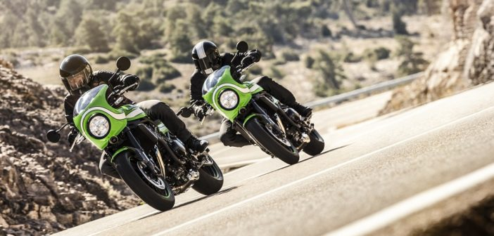 Kawasaki Z900RS CAFE: True Spirit (Video)